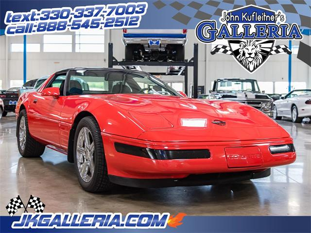 Picture of '94 Corvette Auction Vehicle Offered by  - Q562