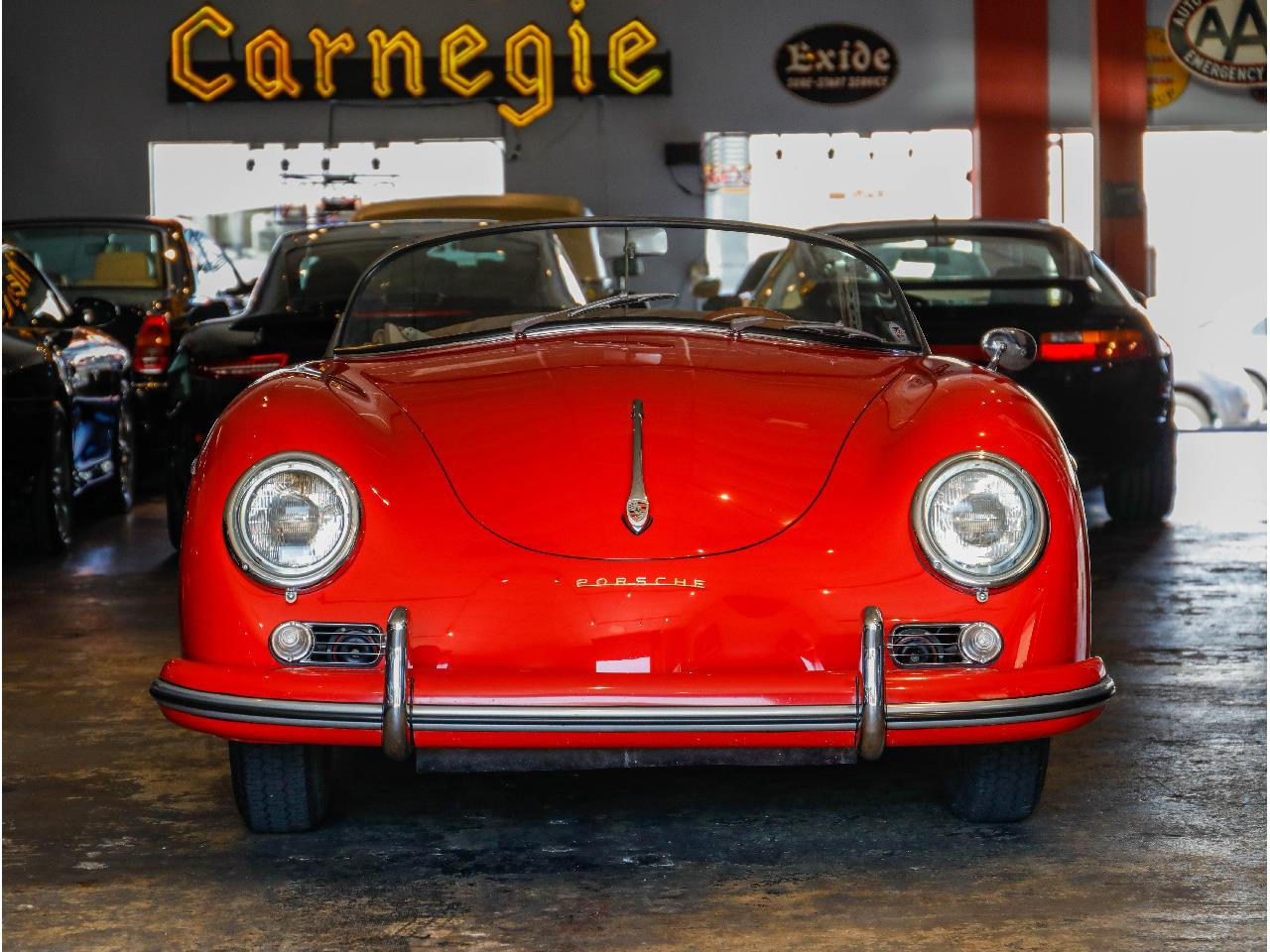 Large Picture of '56 Porsche Speedster located in California Offered by Chequered Flag International - Q565