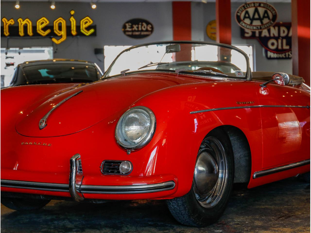Large Picture of 1956 Porsche Speedster Offered by Chequered Flag International - Q565
