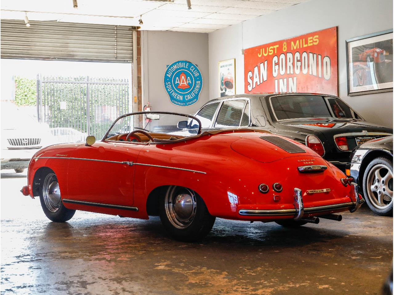 Large Picture of '56 Speedster - $239,500.00 - Q565
