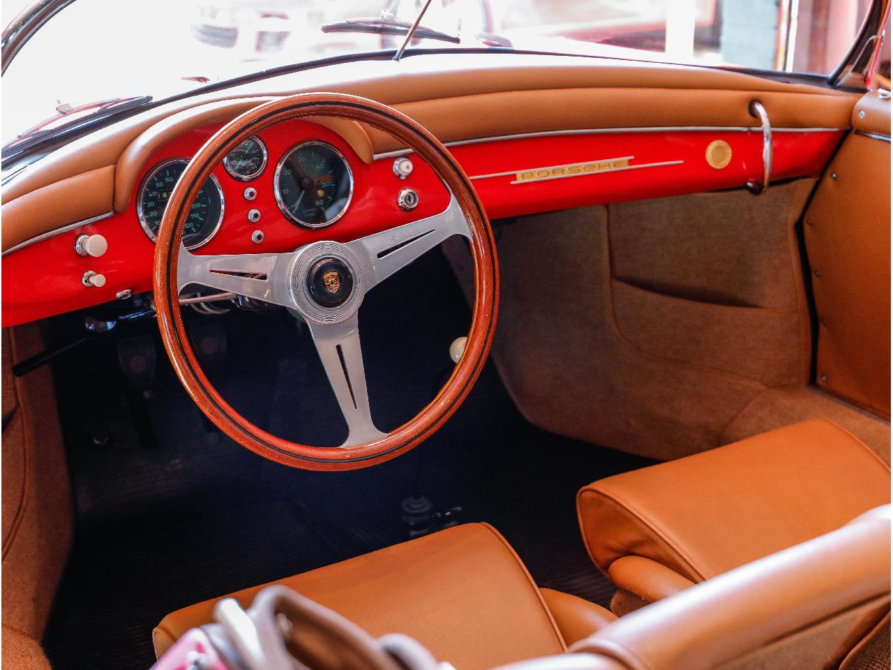 Large Picture of '56 Speedster located in California - $239,500.00 Offered by Chequered Flag International - Q565