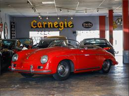 Picture of Classic 1956 Porsche Speedster located in California Offered by Chequered Flag International - Q565