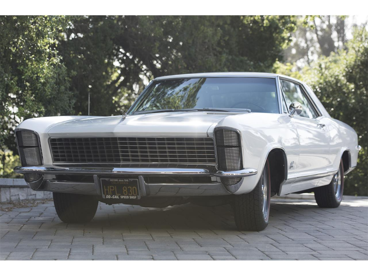 Large Picture of '65 Riviera - Q56A