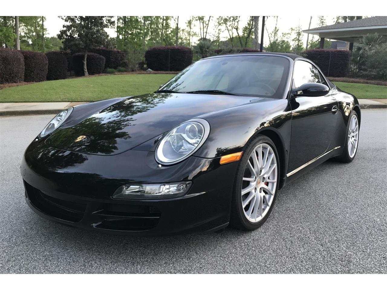 Large Picture of '07 911 Carrera S - Q56B