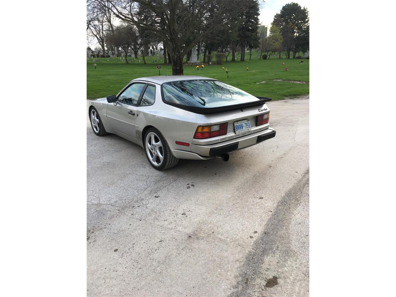 Large Picture of '87 Porsche 944 Auction Vehicle Offered by Bring A Trailer - Q56D