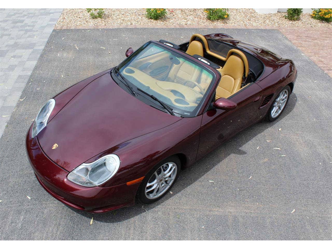 Large Picture of '04 Porsche Boxster located in Arizona Auction Vehicle Offered by Bring A Trailer - Q56F