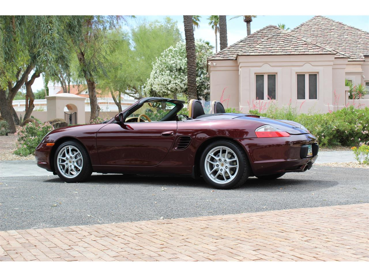 Large Picture of '04 Boxster Auction Vehicle Offered by Bring A Trailer - Q56F