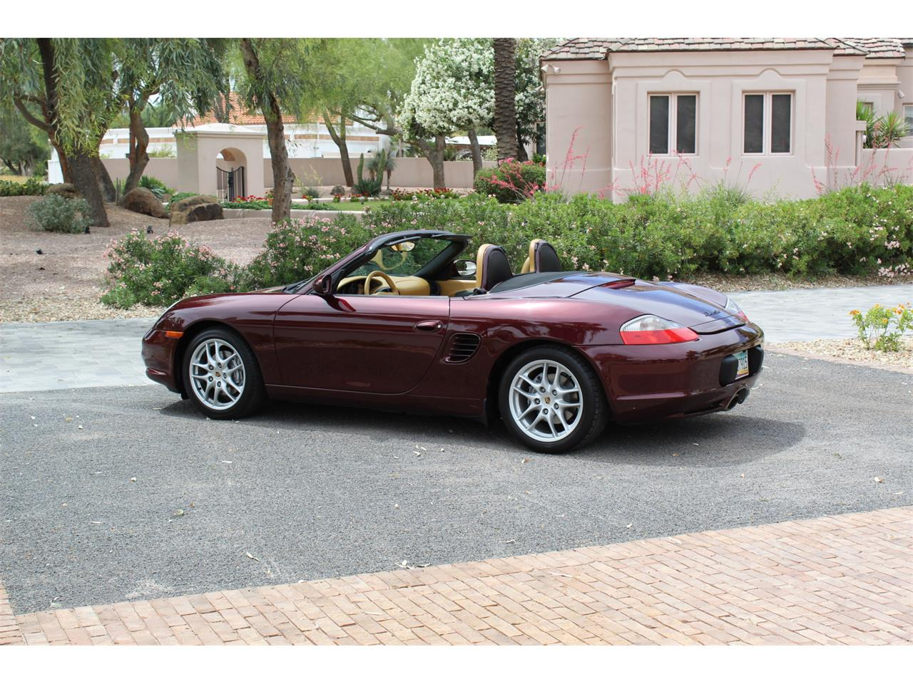 Large Picture of 2004 Boxster located in Phoenix Arizona - Q56F