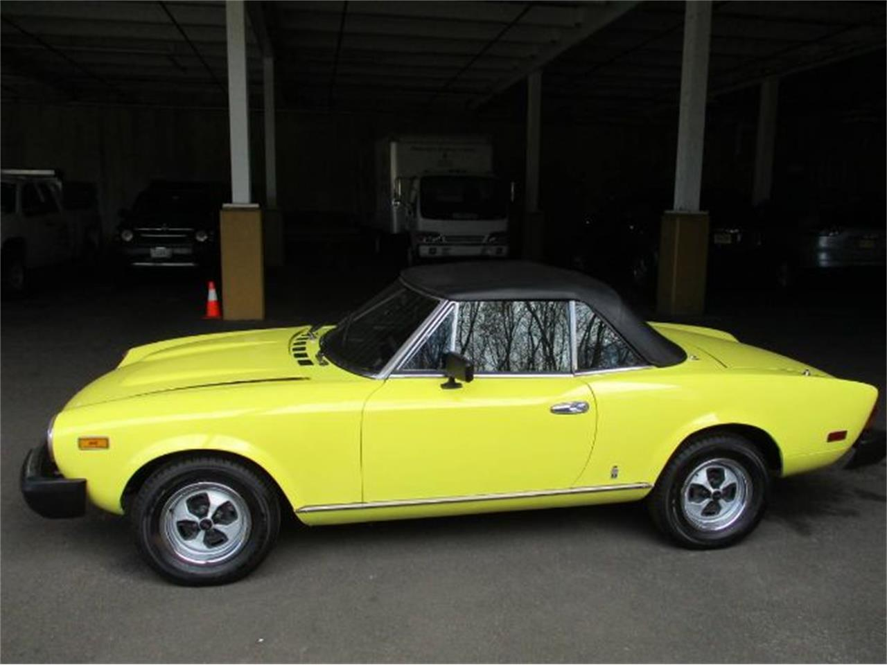 Large Picture of 1979 Fiat 124 located in Cadillac Michigan - Q56H