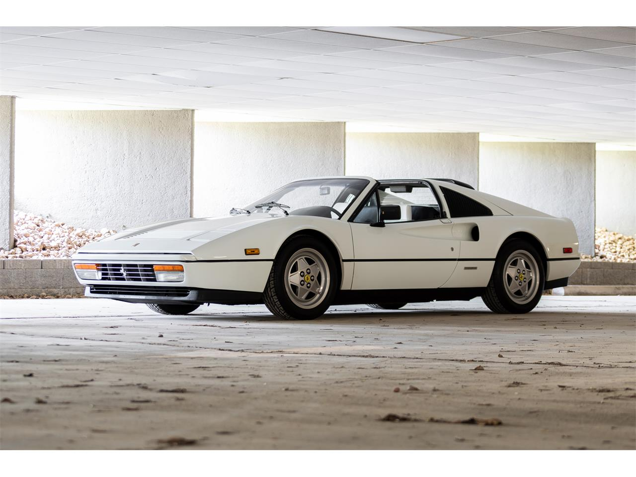 Large Picture of '88 Ferrari 328 GTS located in Houston Texas Offered by Bring A Trailer - Q56I