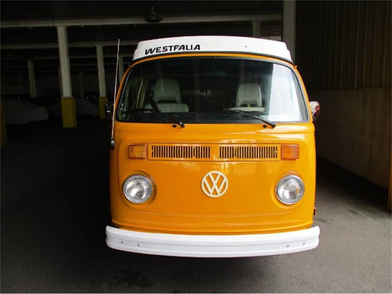 Large Picture of 1976 Volkswagen Westfalia Camper located in Michigan - $35,495.00 - Q56J
