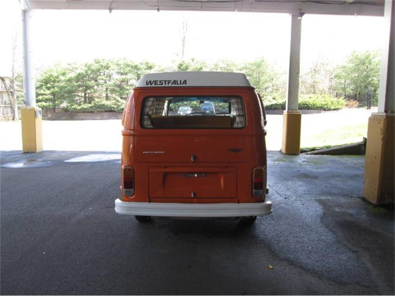 Large Picture of '73 Westfalia Camper - Q56K