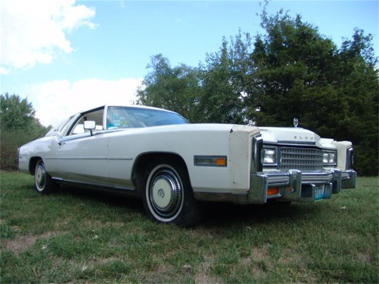 Large Picture of '78 Eldorado - Q56P