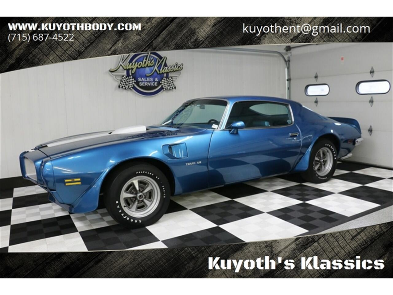 Large Picture of '70 Firebird Trans Am - PYEA
