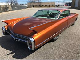 Picture of 1960 Cadillac Coupe located in Cadillac Michigan - $26,495.00 Offered by Classic Car Deals - Q56U
