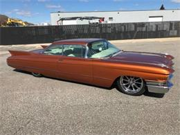 Picture of Classic 1960 Cadillac Coupe located in Cadillac Michigan - $26,495.00 Offered by Classic Car Deals - Q56U