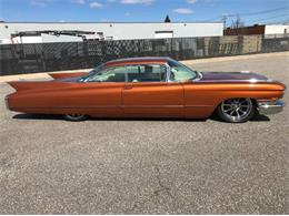 Picture of 1960 Cadillac Coupe located in Michigan - $26,495.00 Offered by Classic Car Deals - Q56U