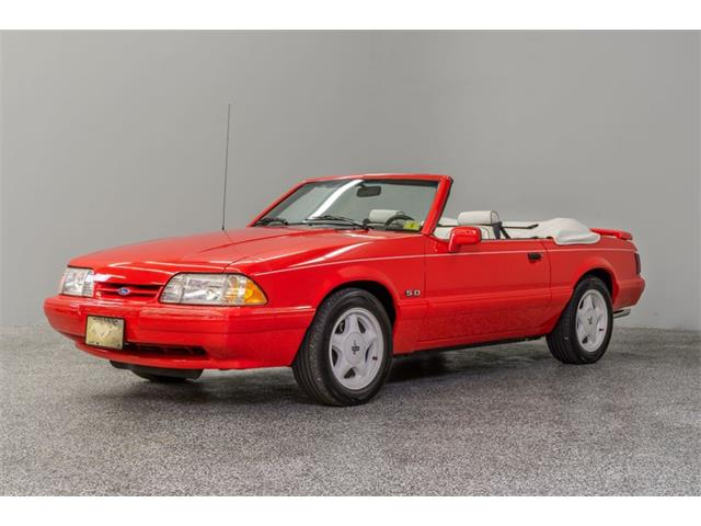 Picture of '92 Mustang - Q56V