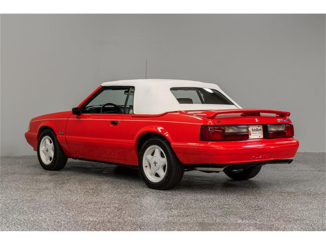 Large Picture of '92 Ford Mustang located in Concord North Carolina - $21,995.00 - Q56V