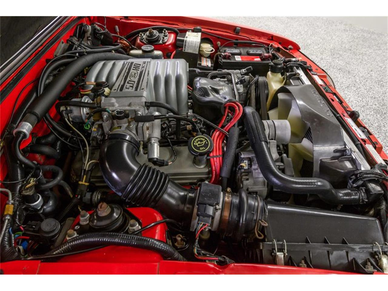 Large Picture of 1992 Ford Mustang located in North Carolina Offered by Autobarn Classic Cars - Q56V