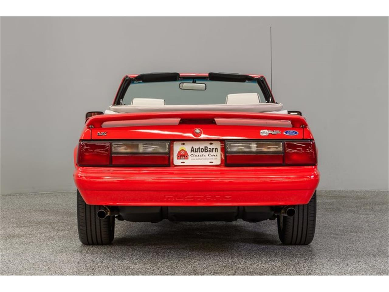 Large Picture of '92 Mustang located in Concord North Carolina - $21,995.00 Offered by Autobarn Classic Cars - Q56V