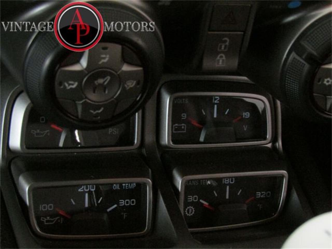 Large Picture of '10 Camaro - Q572