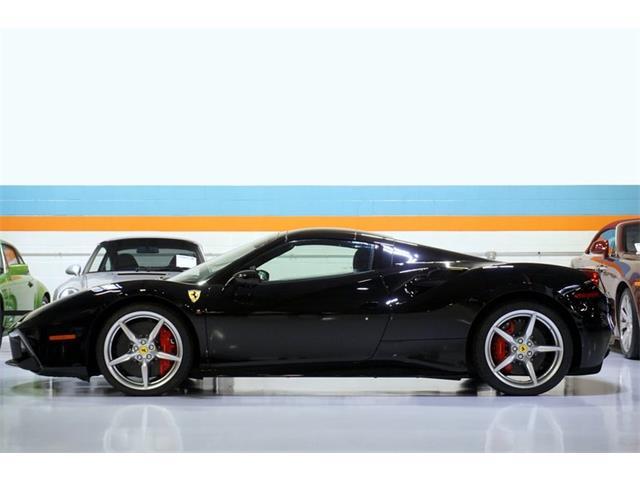 2017 Ferrari 488