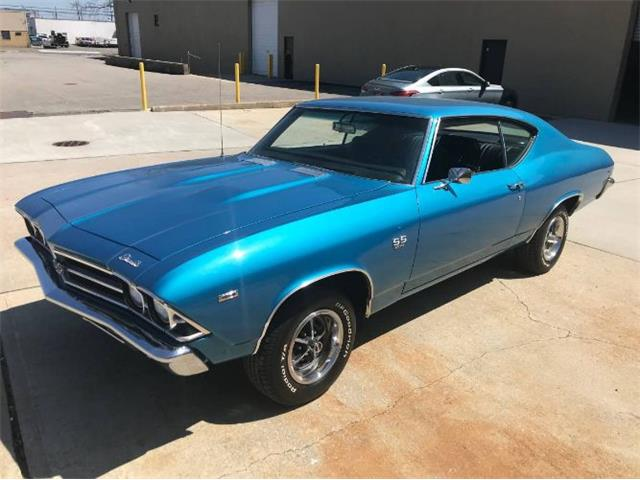 Picture of Classic '69 Chevrolet Chevelle located in Cadillac Michigan Offered by  - Q578