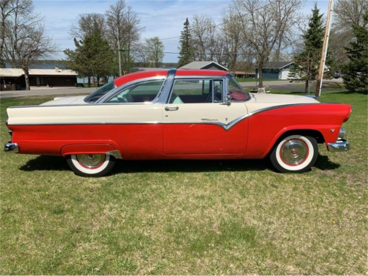 Large Picture of '55 Crown Victoria - Q57A