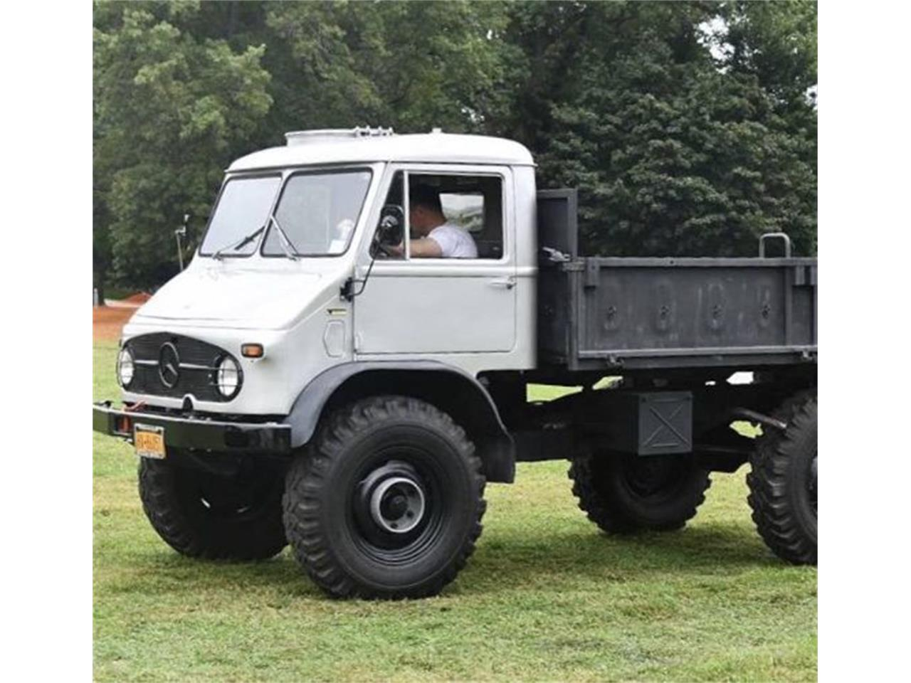 Unimog For Sale >> For Sale 1965 Mercedes Benz Unimog In Cadillac Michigan