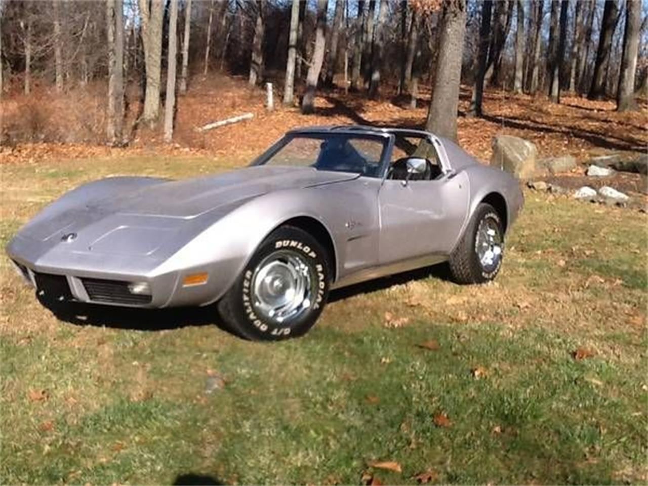 Large Picture of '74 Corvette - Q57K