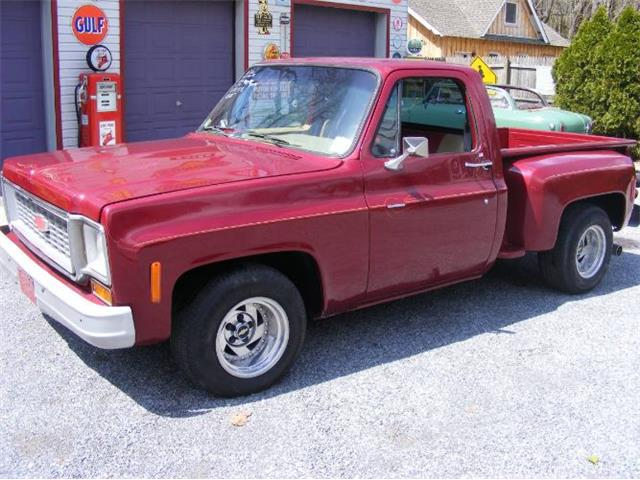 1973 Chevy Truck >> 1973 Chevrolet C10 For Sale On Classiccars Com On Classiccars Com