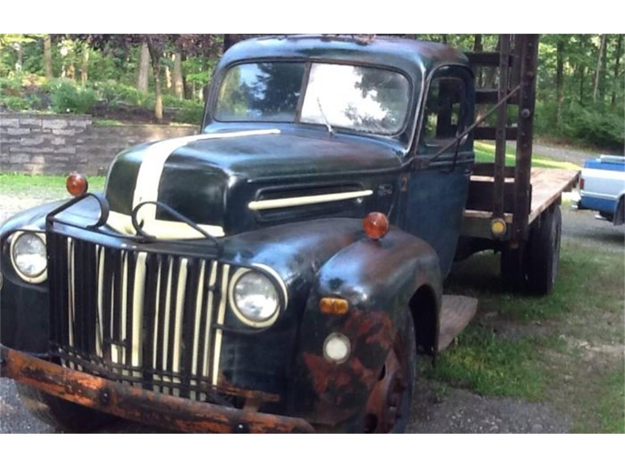 Large Picture of '47 Pickup - Q57O