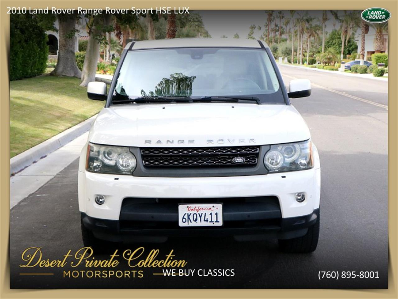 Large Picture of '10 Range Rover Sport - Q57W