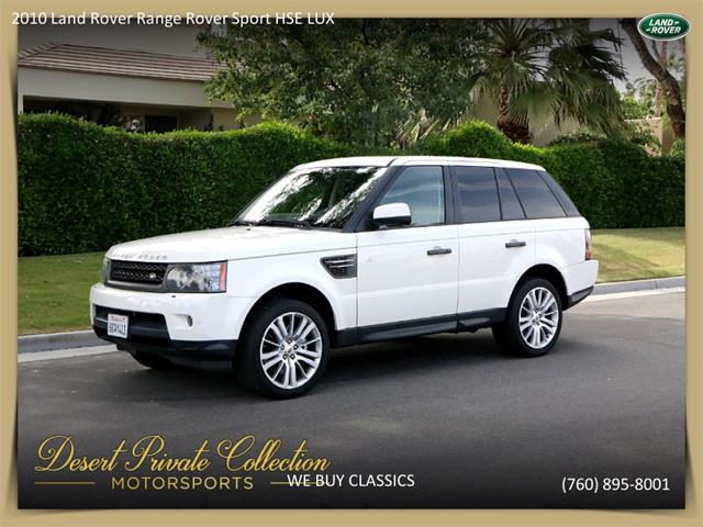 Picture of '10 Range Rover Sport located in California - $15,900.00 - Q57W