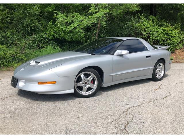 Picture of '96 Firebird - Q581