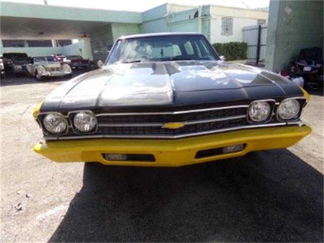 Picture of Classic '69 Chevrolet Station Wagon - PYEF
