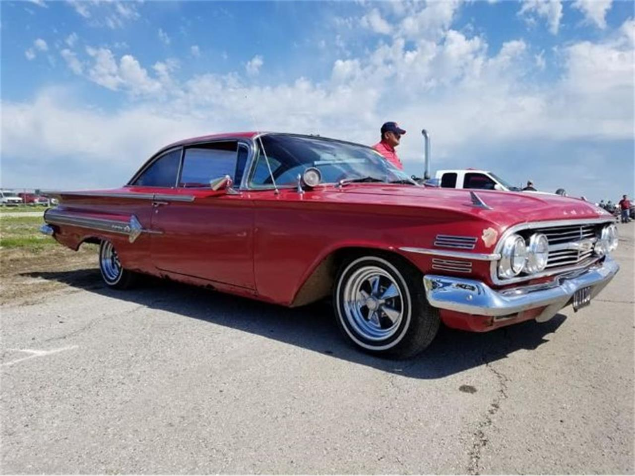 Large Picture of Classic 1960 Impala located in Cadillac Michigan - $22,495.00 - Q589