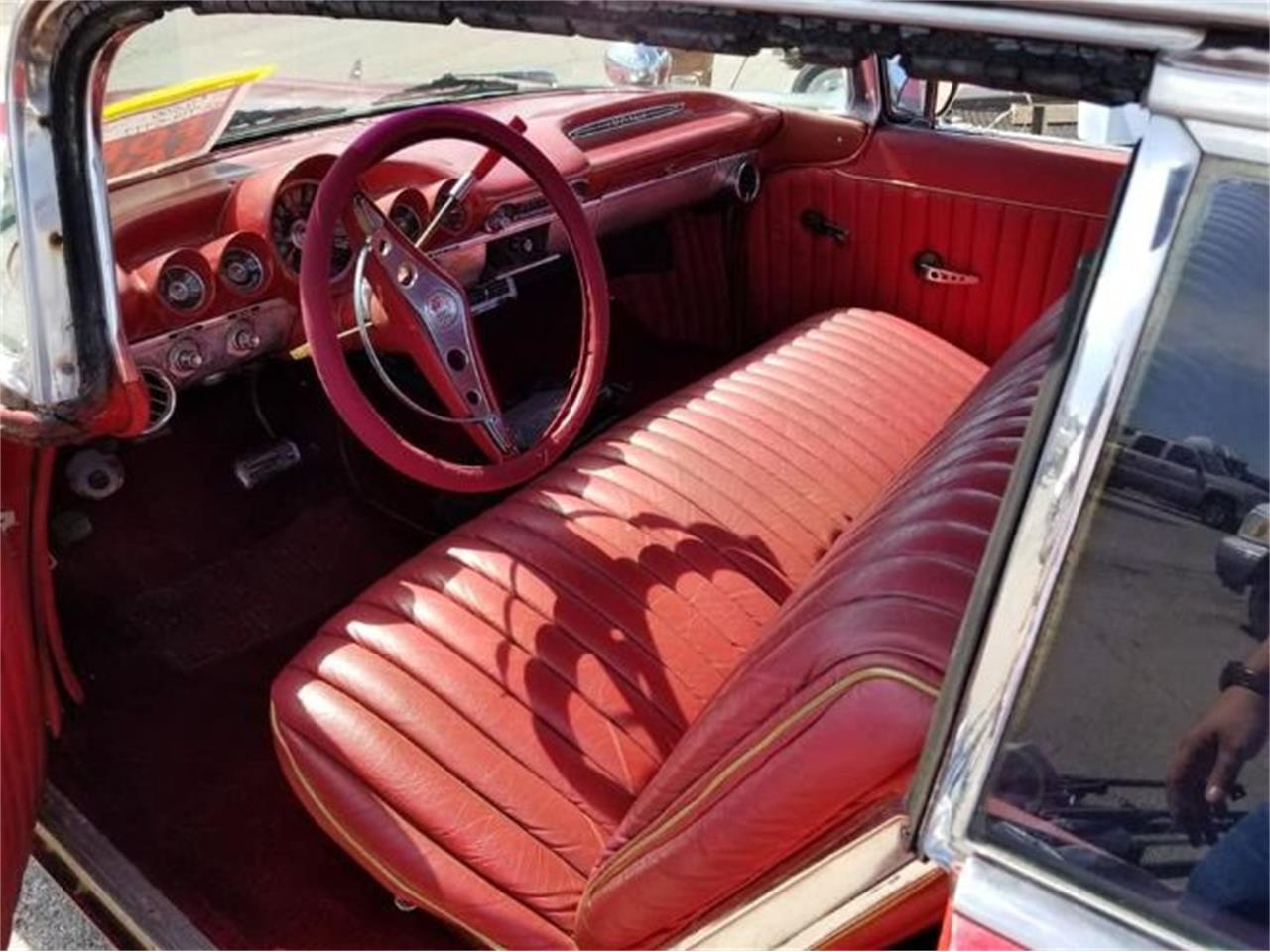 Large Picture of 1960 Impala located in Cadillac Michigan Offered by Classic Car Deals - Q589