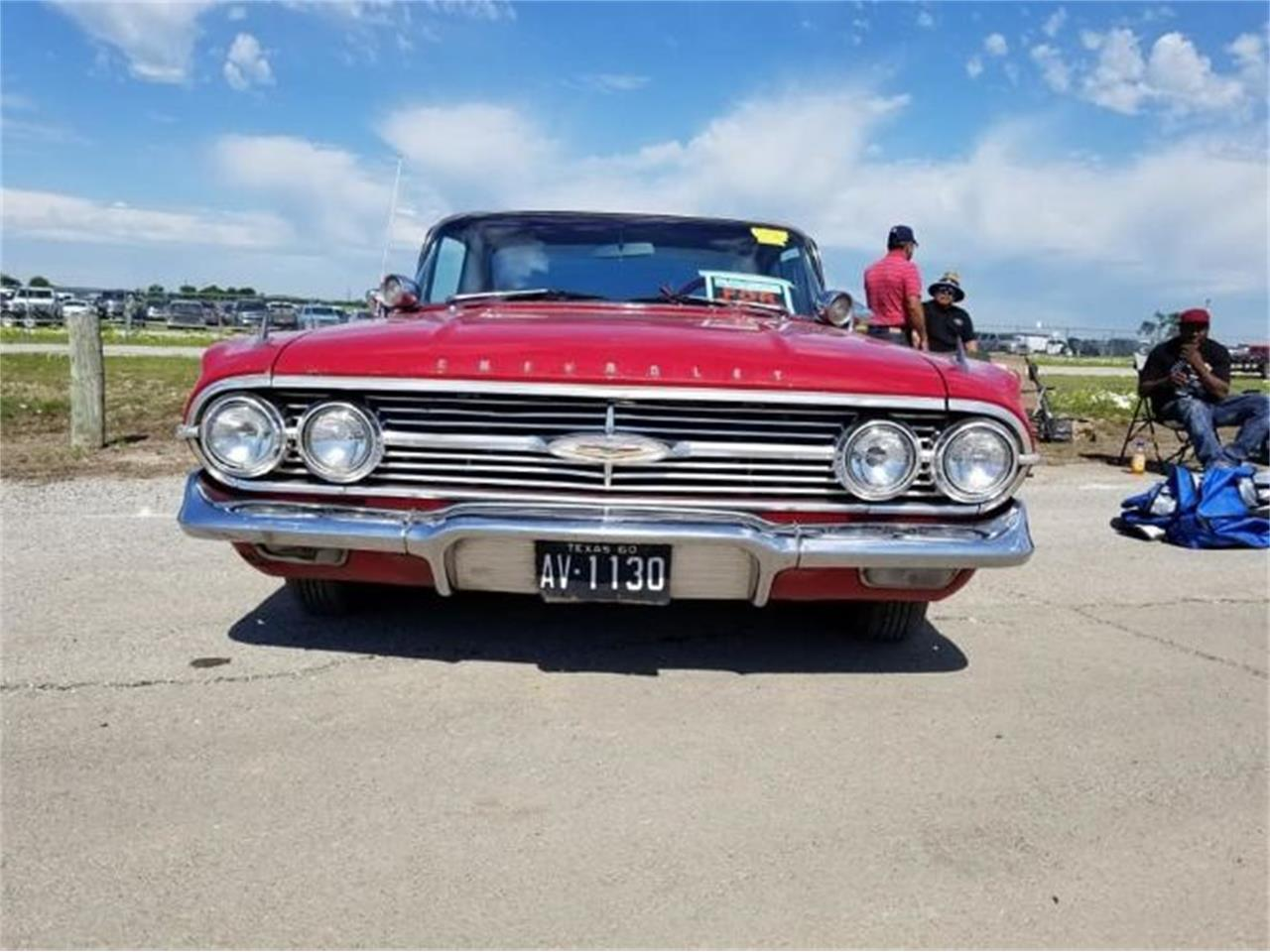 Large Picture of 1960 Chevrolet Impala Offered by Classic Car Deals - Q589