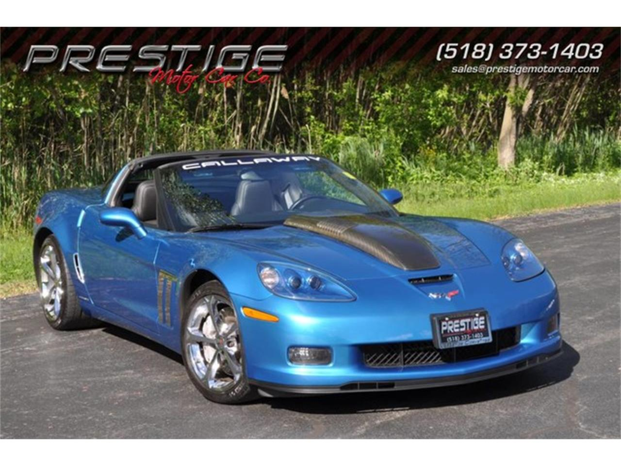Large Picture of '11 Corvette located in Clifton Park New York - Q58H