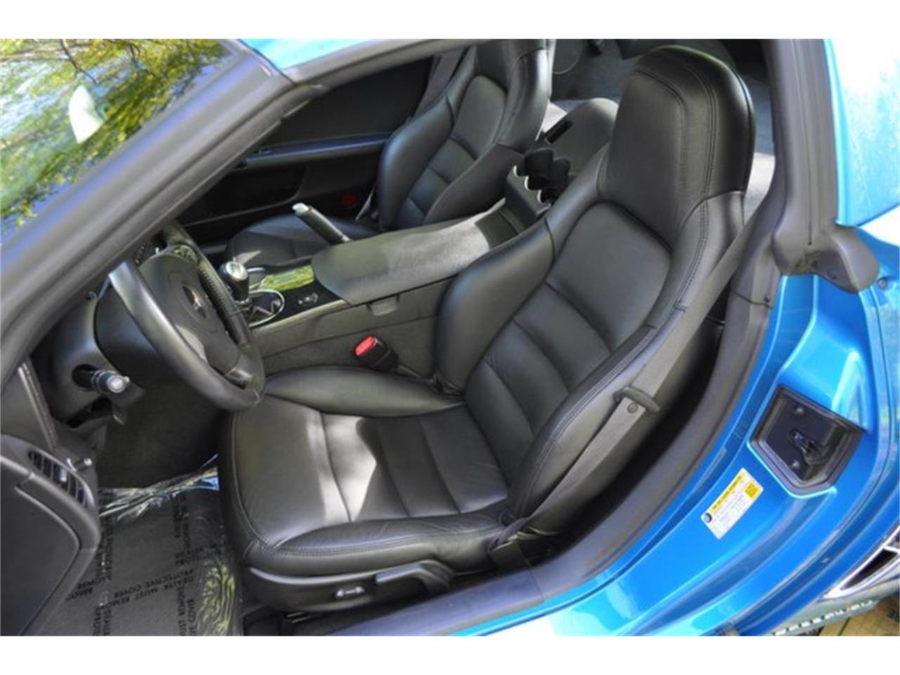 Large Picture of 2011 Chevrolet Corvette located in New York Offered by Prestige Motor Car Co. - Q58H