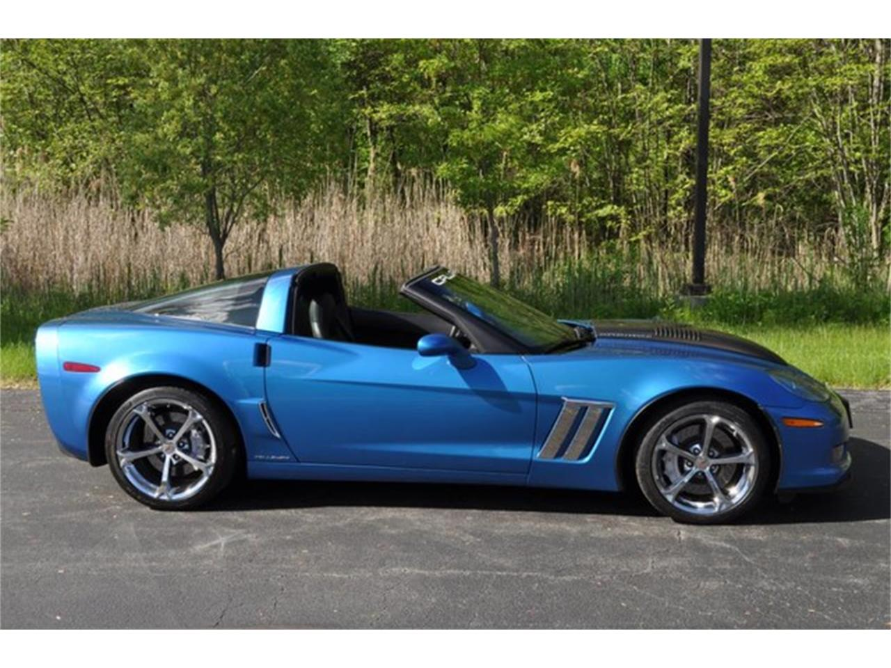 Large Picture of '11 Chevrolet Corvette Offered by Prestige Motor Car Co. - Q58H