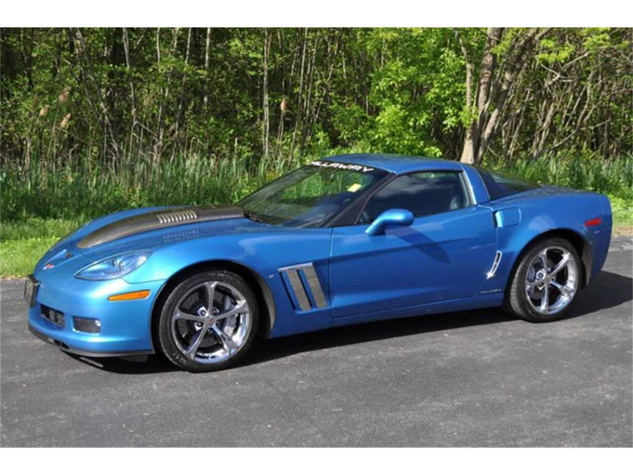 Large Picture of 2011 Corvette Offered by Prestige Motor Car Co. - Q58H