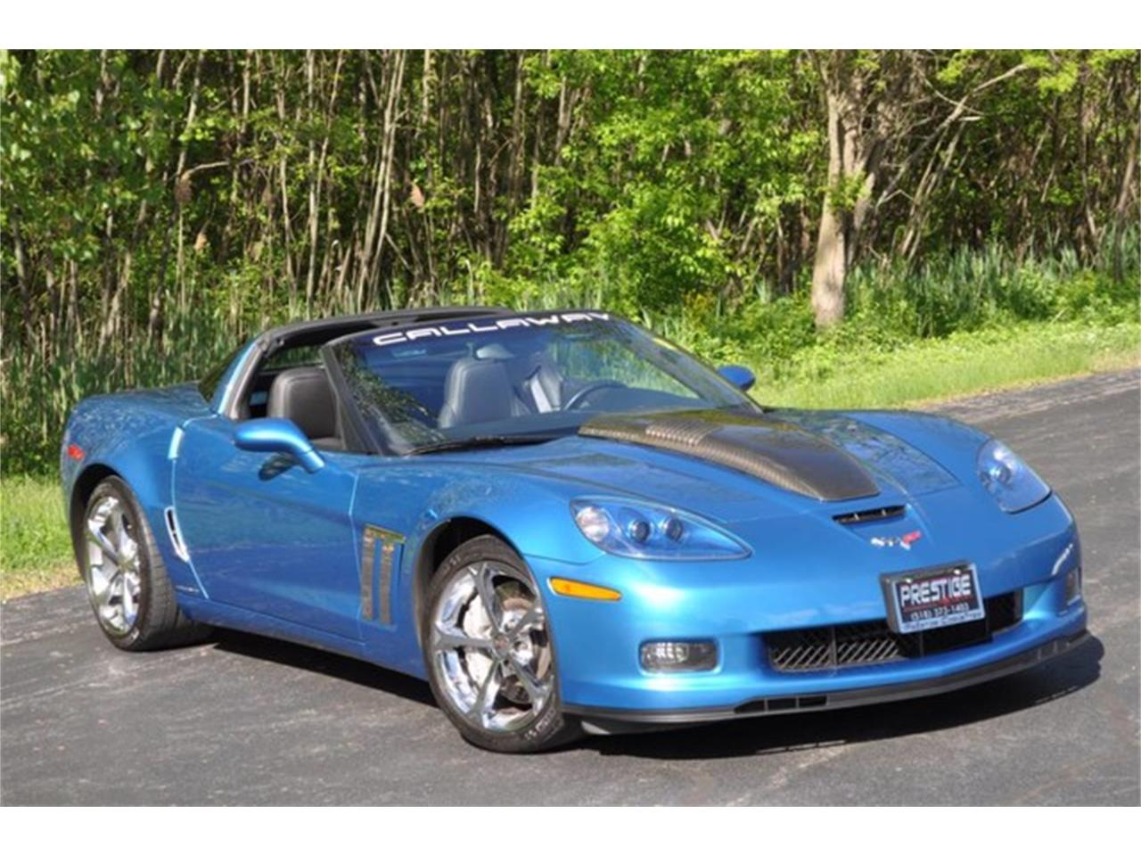 Large Picture of 2011 Chevrolet Corvette located in New York - $49,999.00 - Q58H