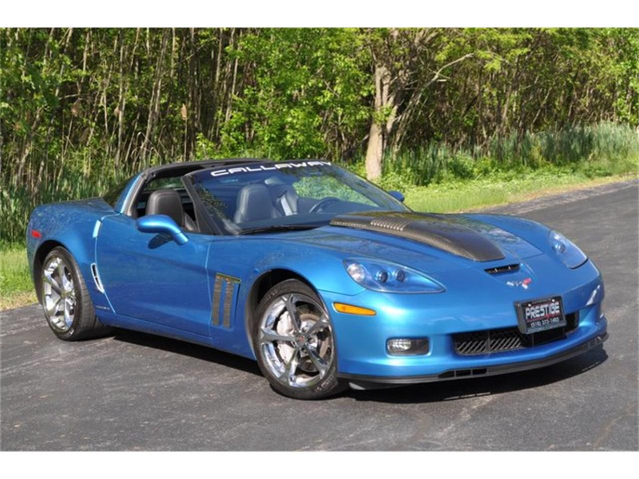 Large Picture of '11 Corvette - $49,999.00 Offered by Prestige Motor Car Co. - Q58H