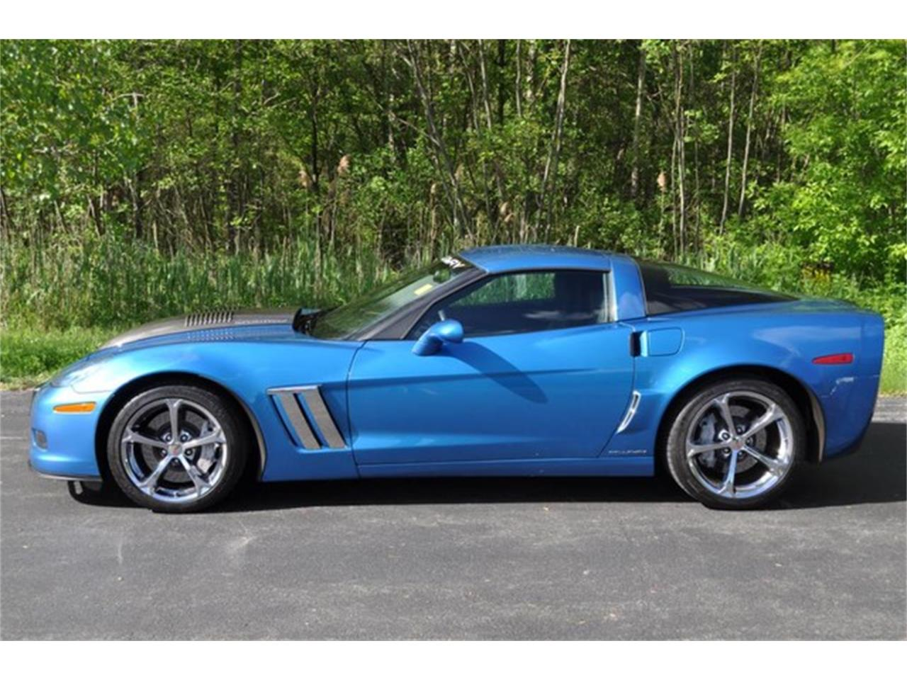 Large Picture of 2011 Chevrolet Corvette Offered by Prestige Motor Car Co. - Q58H
