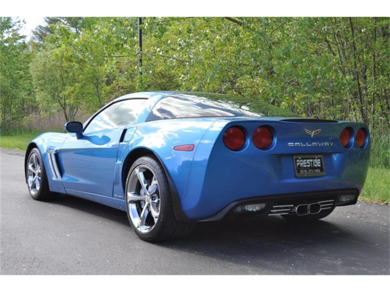 Large Picture of '11 Corvette located in Clifton Park New York - $49,999.00 Offered by Prestige Motor Car Co. - Q58H