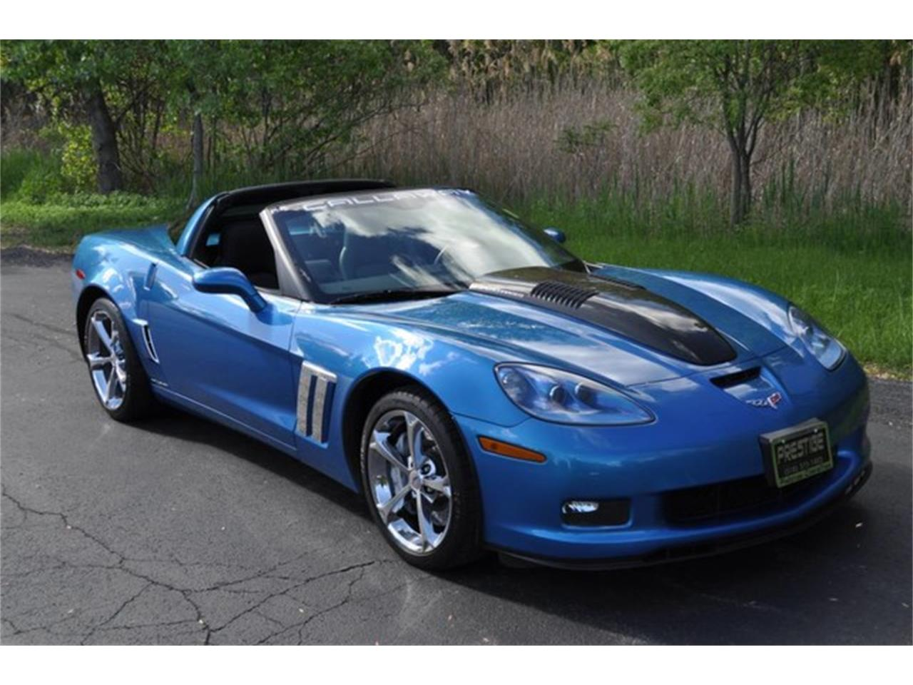 Large Picture of 2011 Chevrolet Corvette located in Clifton Park New York Offered by Prestige Motor Car Co. - Q58H
