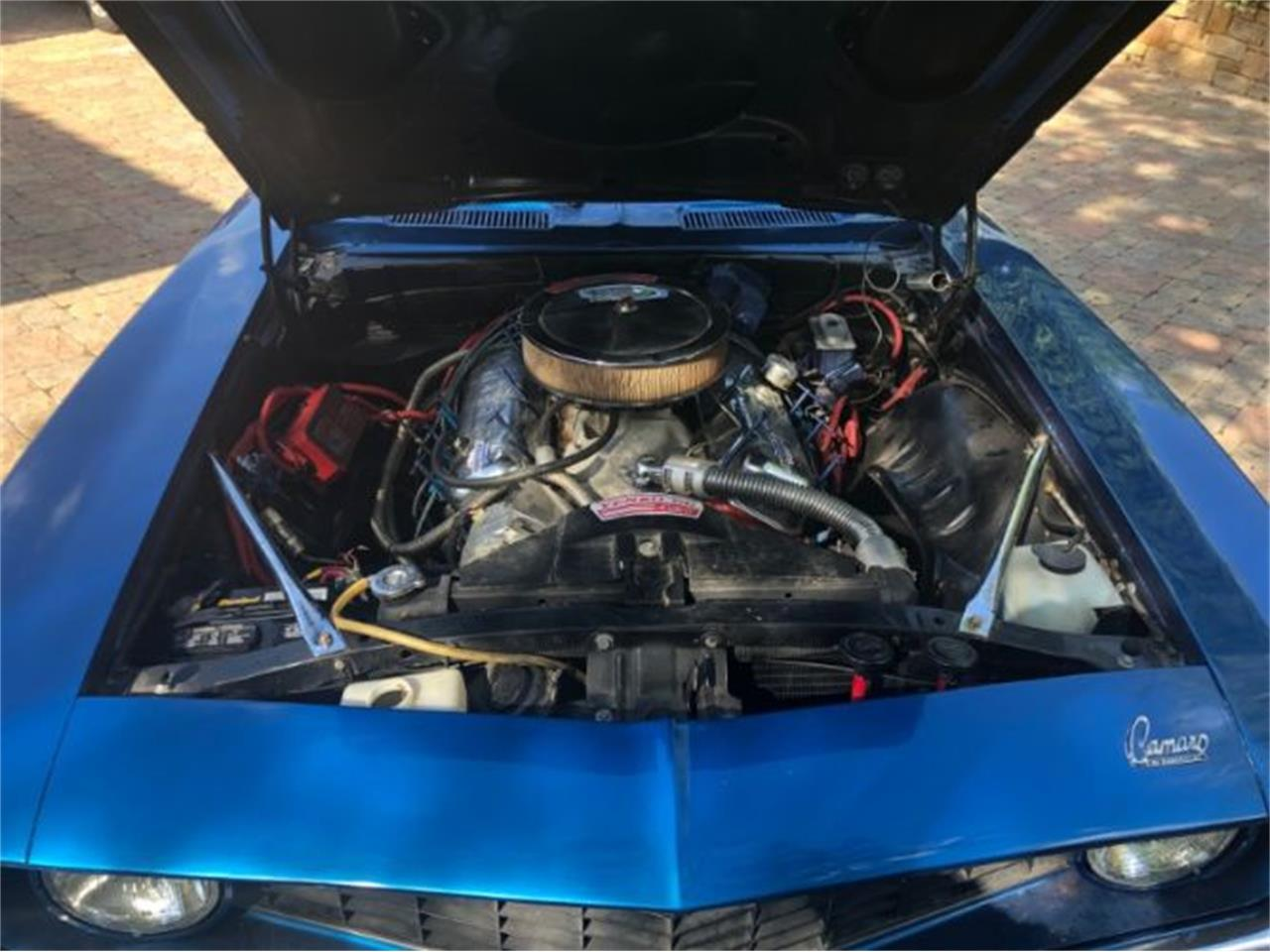 Large Picture of '69 Camaro - Q58I
